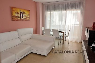 Apartment of holyday rental  in  Fenals, Lloret de Mar (La Costa Brava), Spain